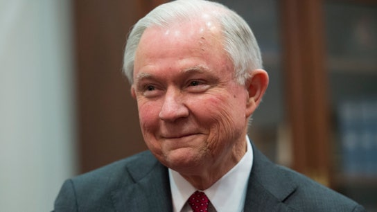Will Sen. Jeff Sessions Break From Trump Pack on AT&T-Time Warner $85B Deal?