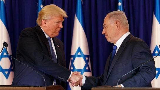 Trump's decision to move U.S. embassy to Jerusalem will 'ignite the peace process': Israel's UN Amb.
