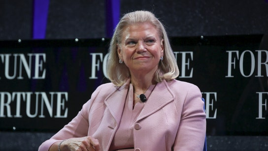 Artificial intelligence will propel the world forward, says IBM Chairman & CEO Ginni Rometty