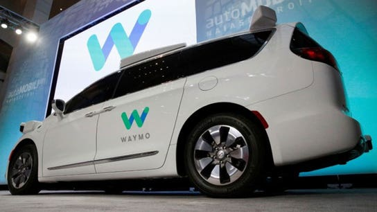 Google-owned Waymo picks Detroit plant for self-driving cars, competing against US auto industry