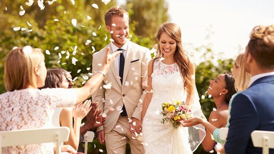 The most (and least) expensive states for a wedding