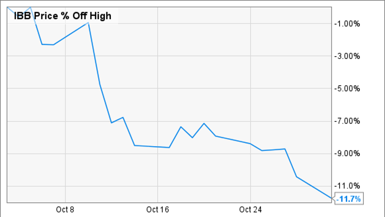 BioMarin's Stock Tumbled in October. Is It Now a Buy?