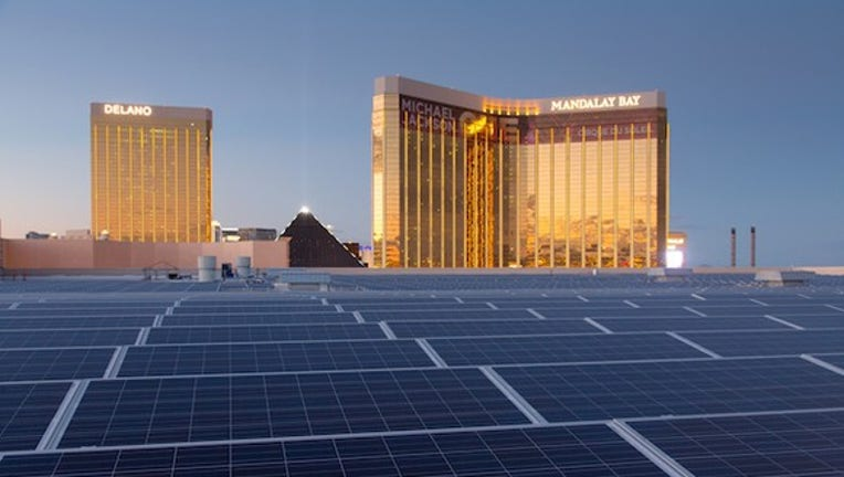 100% Renewable: Las Vegas Is Now a Beacon Of Sustainability
