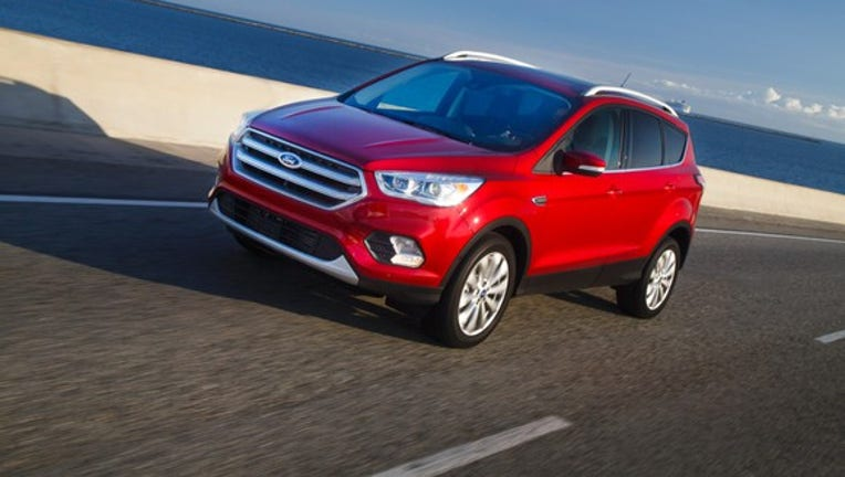 8 interesting facts from ford motor co 39 s q4 and full year for Ford motor company 10k report