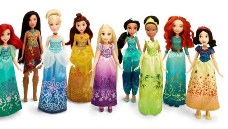 Hasbro sales, profit beat on strong demand for Disney dolls