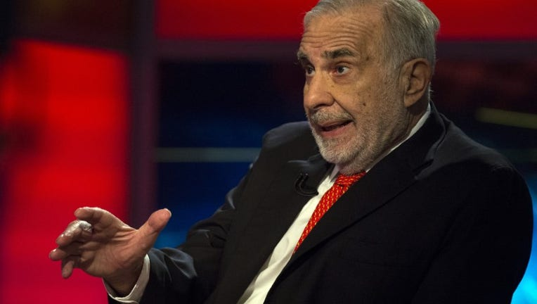 Icahn Gets Four Board Seats in Newell's Fight Against Starboard