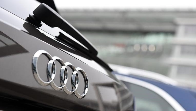 Audi To Recall Diesel Cars To Update Emissions Software - Audi recall