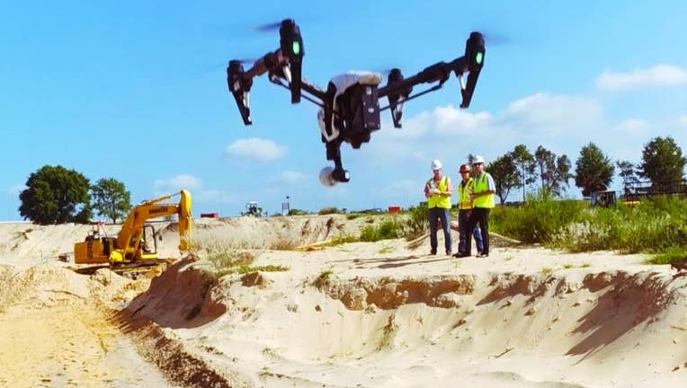 DroneDeploy Is Building an App Store and OS for Drones