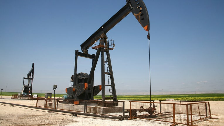Oil Settles at 17-Month High