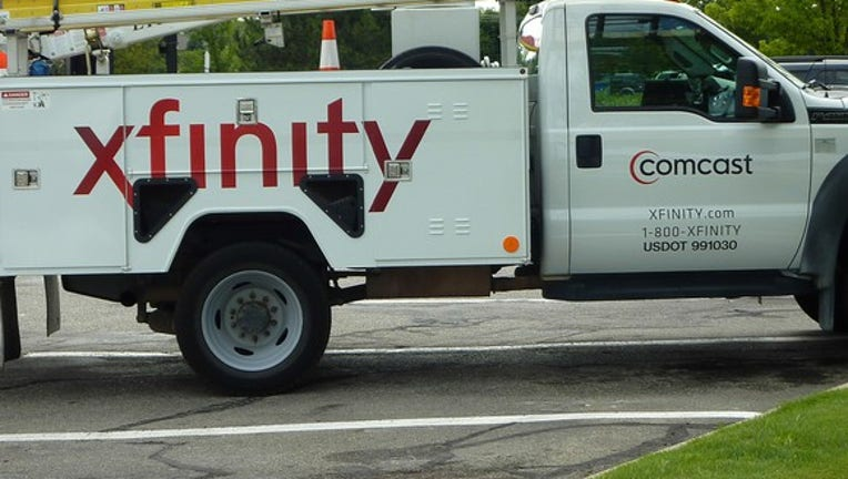 xfinity technician