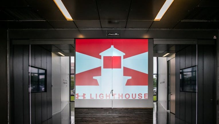 "Inside Under Armour's New ""Lighthouse"" Innovation Center"
