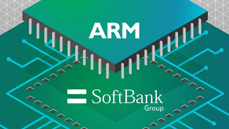 Why Softbank Is Buying ARM for $32B