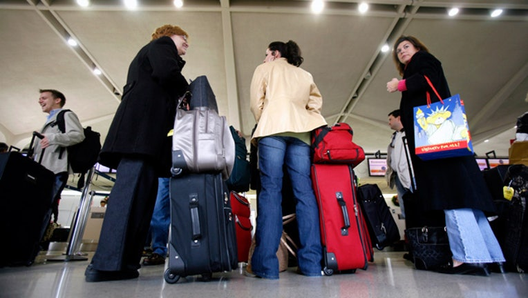US fines American, Frontier and Delta over violation claims