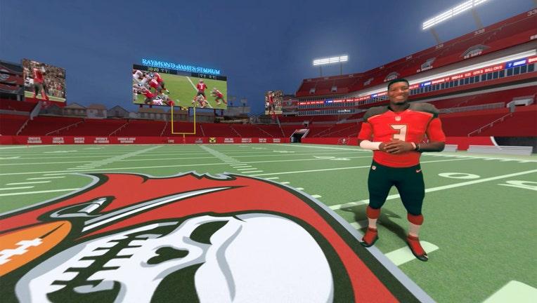 5b823cfc Tampa Bay Buccaneers Bring Virtual Reality to the Gridiron   Fox ...