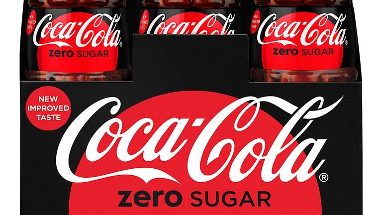 Coca Cola Reboots Coke Zero Drink With New Recipe Name Fox Business