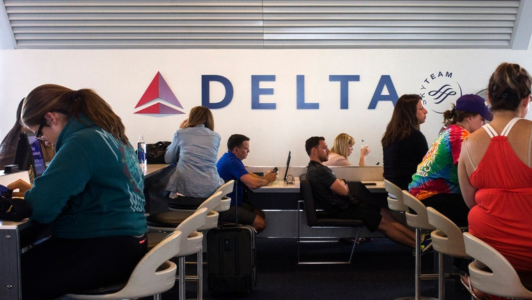 Delta blames 'technology issue' for ground stop