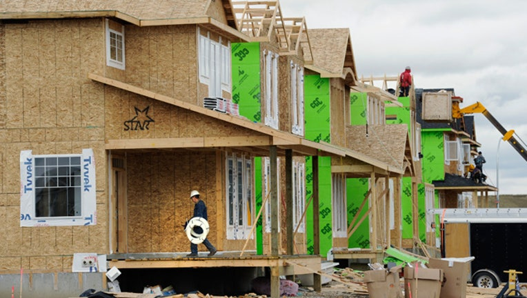 US Housing Starts Fall in March, Permits Rise