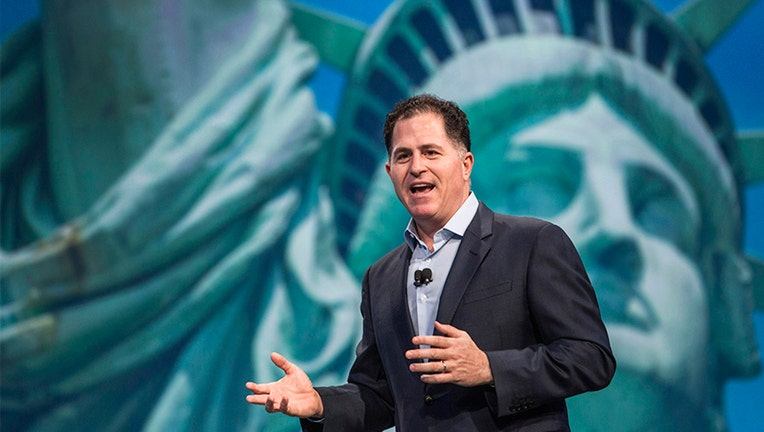 Michael Dell on Going Back Under Wall Street's Spotlight