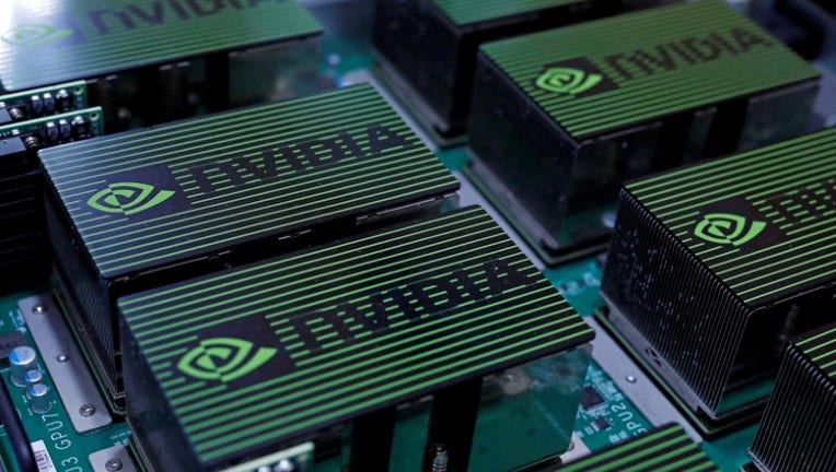 USA  gaming giant Nvidia reportedly bidding to buy Israel chipmaker Mellanox