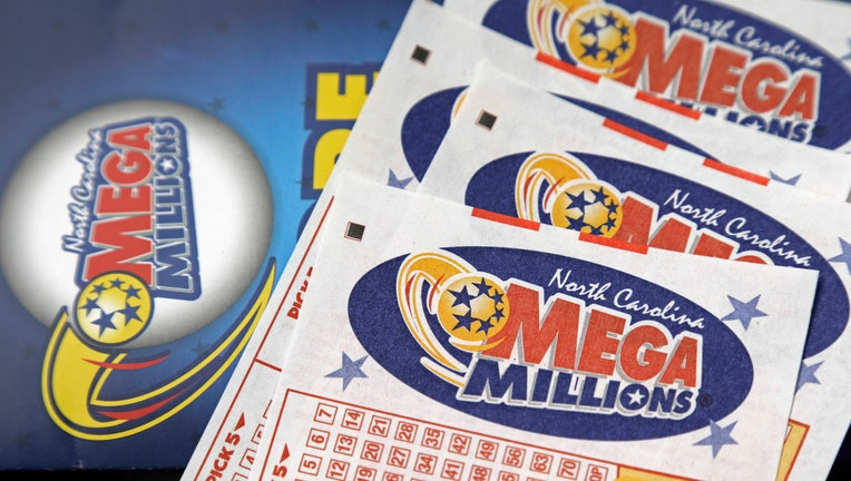 Winning Mega Millions ticket worth $543M sold in California