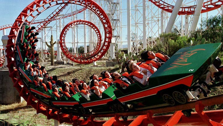 6 Flags Park To Be Built In New Saudi Entertainment City