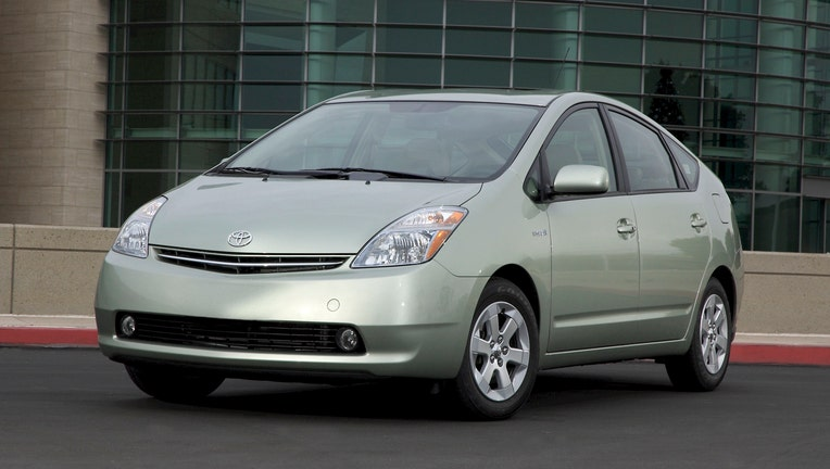 Toyota recalls 2.4 million Prius hybrids that could stall while driving