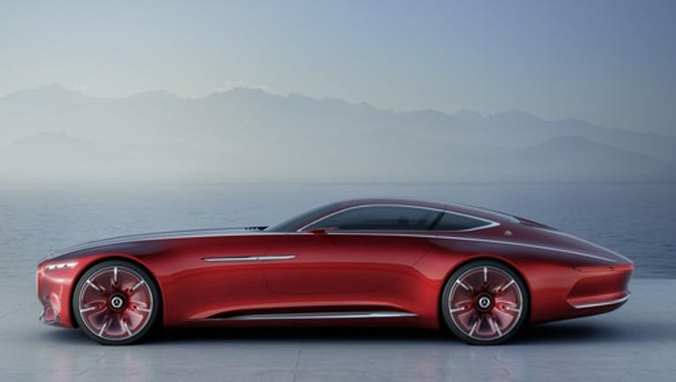 Is Daimler's Mercedes-Maybach 6 Concept the Greatest Electric Car Yet?