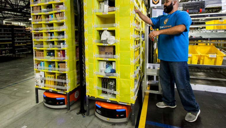Amazon's Holiday Deliveries Face Turbulence From Pilot