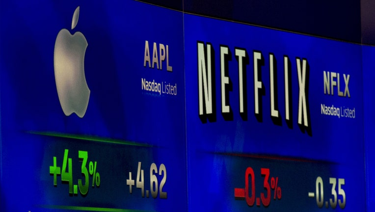 Netflix subscription numbers disappoint, stock plunges