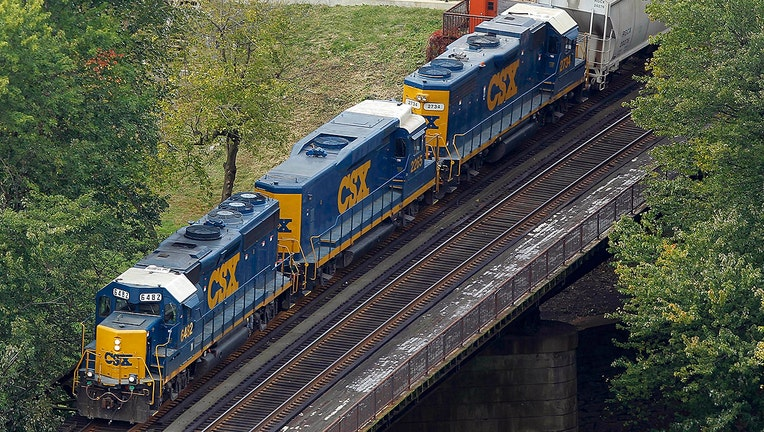 Csx Stock Drops As Ceo Takes Medical Leave Fox Business