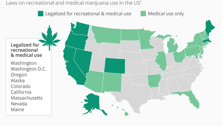 Marijuana Investing in 2017: 5 Numbers Everyone Should Know