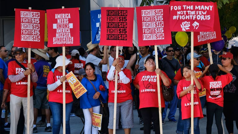 Minimum wage increases expected in 18 states in January