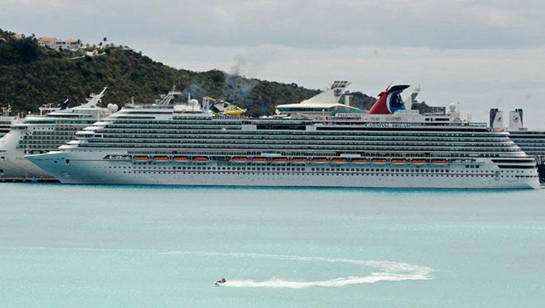 carnival royal caribbean ships to help puerto rico aid efforts