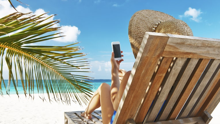 Your Cell Phone Will Ruin Your Vacation