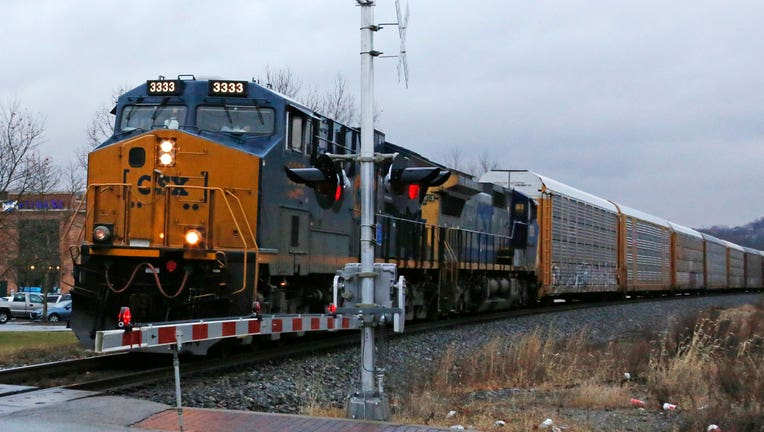 Amtrak Collision Csx Facing Another Potential Setback Fox Business