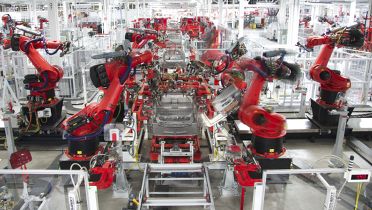 Tesla Reportedly Makes Another Game-Changing Manufacturing Hire