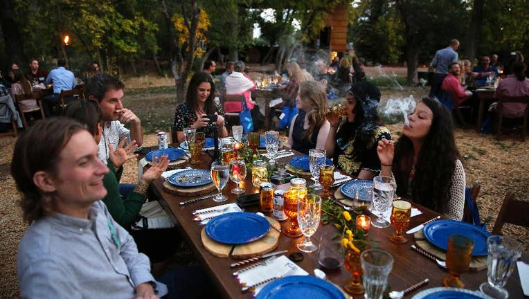 Gourmet ganja? Marijuana dining is growing up, slowly