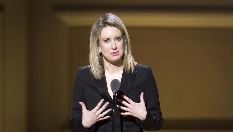 Embattled blood-testing company Theranos will dissolve
