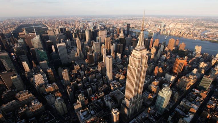 The world's largest sports apparel brands are in the midst of an arms race in  New York ...