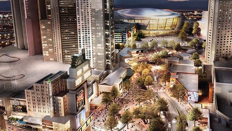 Taxing Las Vegas Visitors: Casino Giants Now Behind Las Vegas NFL Stadium Plan