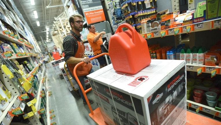 Hurricane Matthew: Home Depot, Lowe's Activate Command