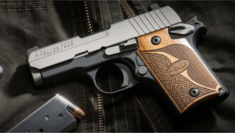 The 5 Best-Selling Handguns of 2016
