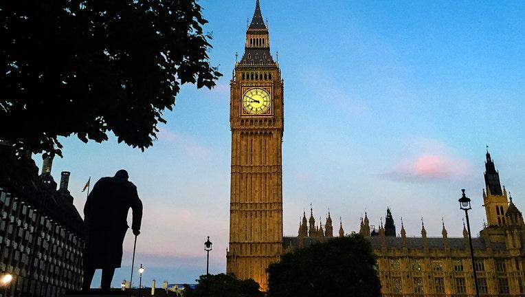 EU Sets Britain Tough Divorce Terms, Slams Budget Veto