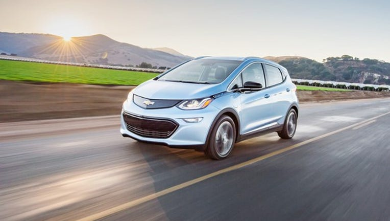 The Chevy Bolt EV Gets Off to a Strong Sales Start