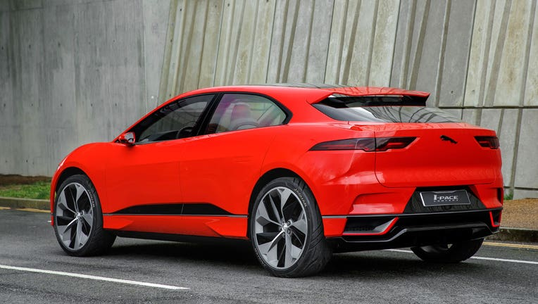 Bmw Jaguar Land Rover See More Electric Cars By 2020 Fox Business