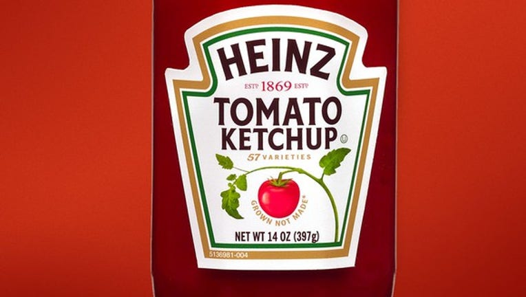 what ketchup means to kraft heinz fox business. Black Bedroom Furniture Sets. Home Design Ideas