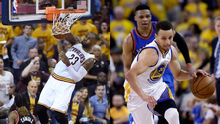 70964635e40a4b How LeBron James and Steph Curry Stack Up Off the Court