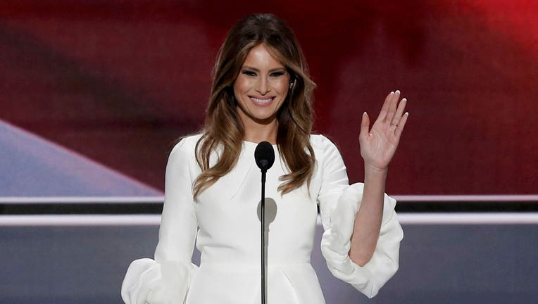 "Melania Trump: Donald Will ""Never Let You Down"""