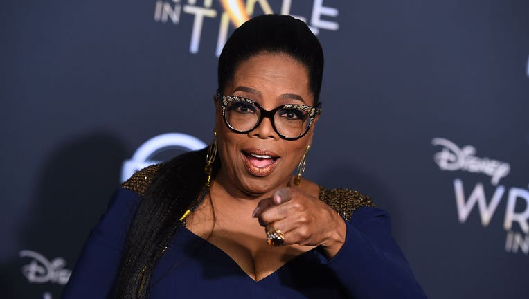 Oprah sells a quarter of her Weight Watchers shares