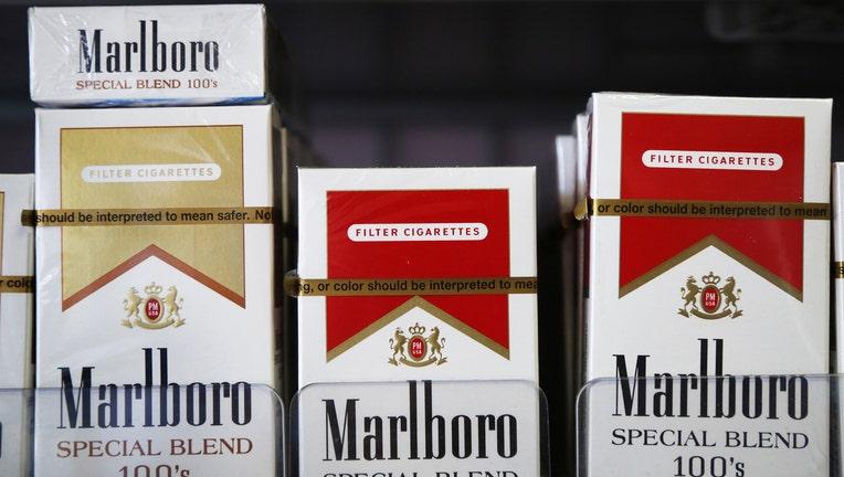 Buy cigarettes R1 tobacco Georgia